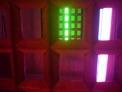 intérieur du confessional